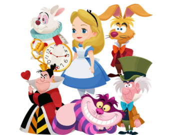 svg free Wonderland clipart alice in wonderland. Collection of free download