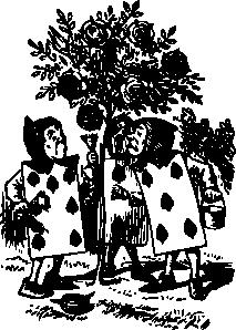 png free download Card men clip art. Alice in wonderland clipart wonderland page border.