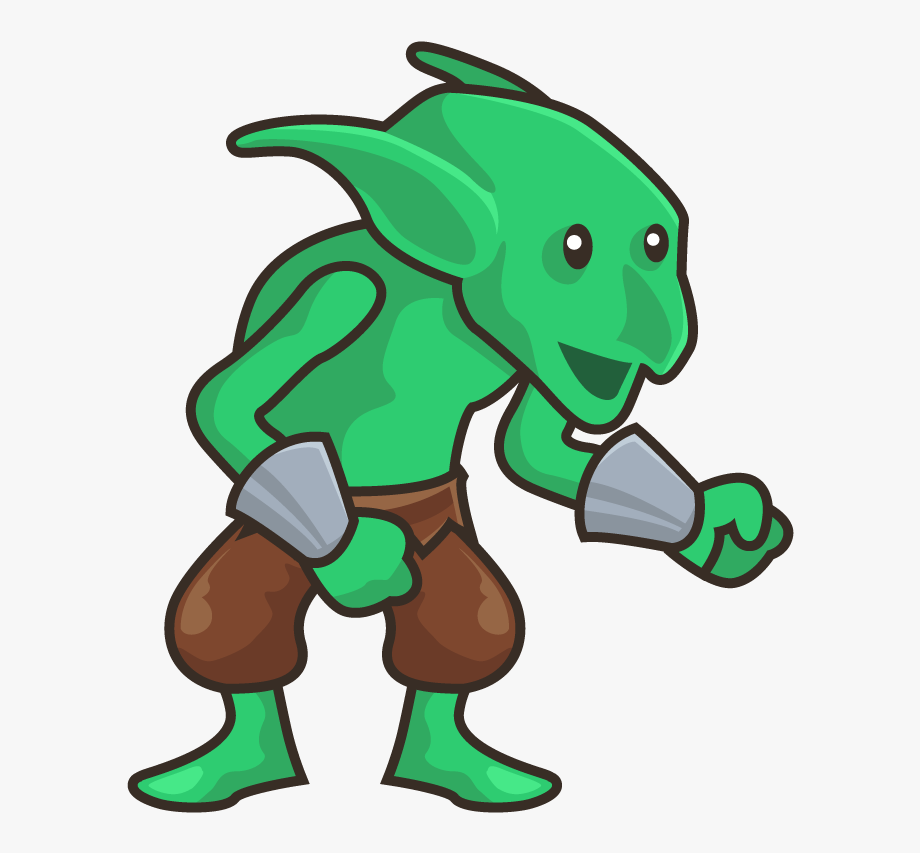transparent download Aliens clipart goblin. Cartoon cliparts cartoons jing