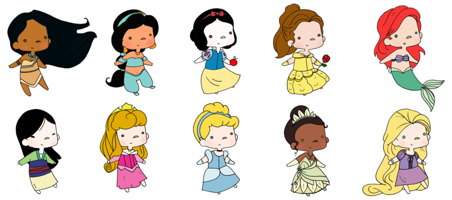 png black and white Drawing princess cute. Collection of free disney