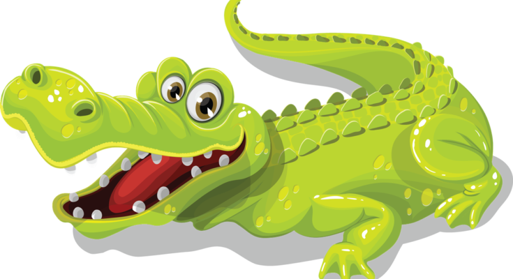 clip Alligator clipart. Top best pictures this