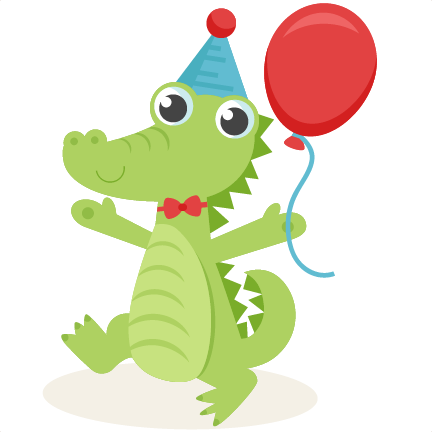 black and white library Adorable free for download. Alligator clipart baby alligator