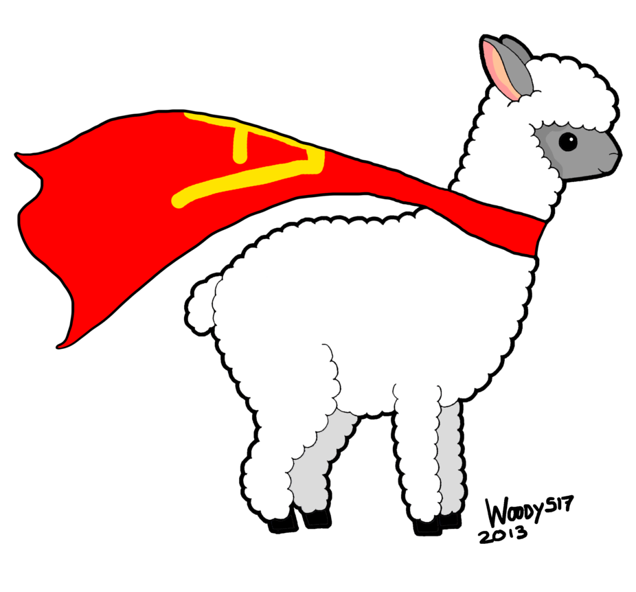 clip black and white download Llama clip art free. Alpaca clipart ancient inca.