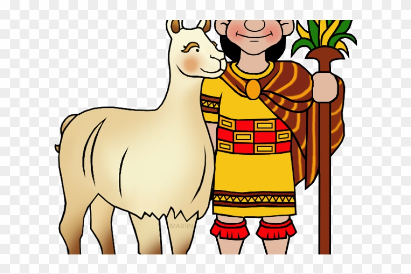 clip royalty free Llama cartoon mayan people. Alpaca clipart ancient inca.