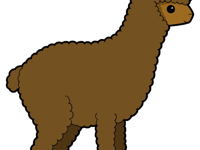 transparent stock Alpaca clipart animated. Drawn free on dumielauxepices.