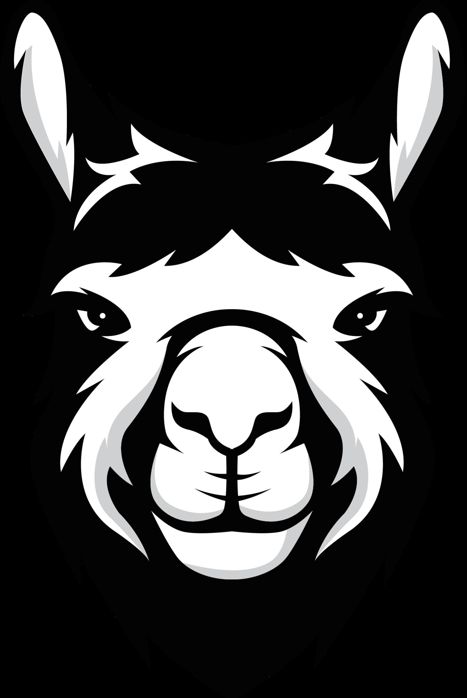 clip Head free for download. Alpaca clipart face.