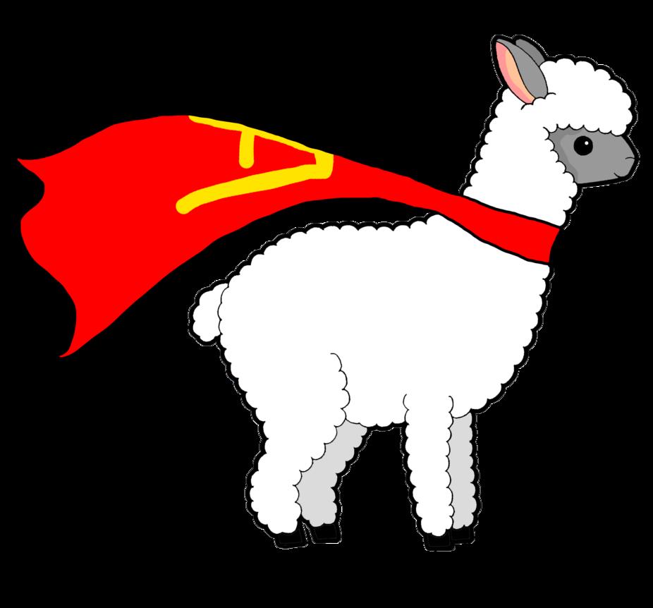 clip art royalty free stock Alpaca Clipart