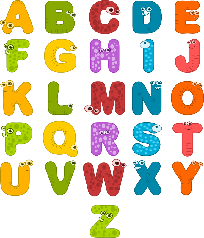 clip art royalty free library Animal Alphabet Clipart at GetDrawings
