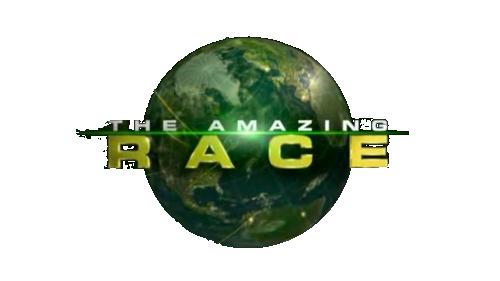 svg Amazing Race Logo Clipart