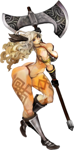 clip art stock amazon drawing dragon's crown #88907761