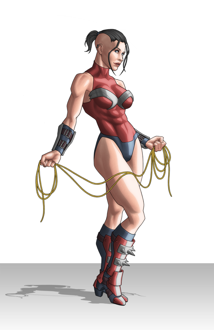 svg free stock Wonder Woman GoW v