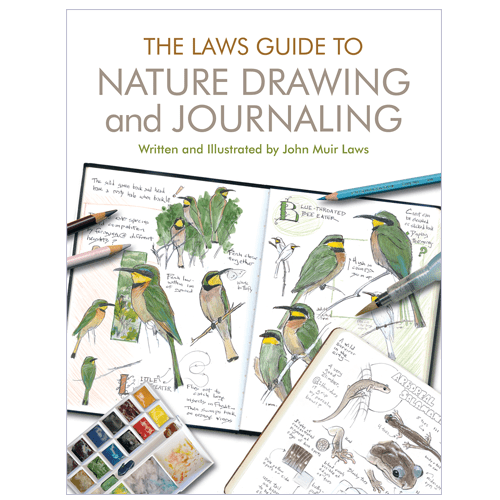 freeuse download The Laws Guide to Nature Drawing and Journaling