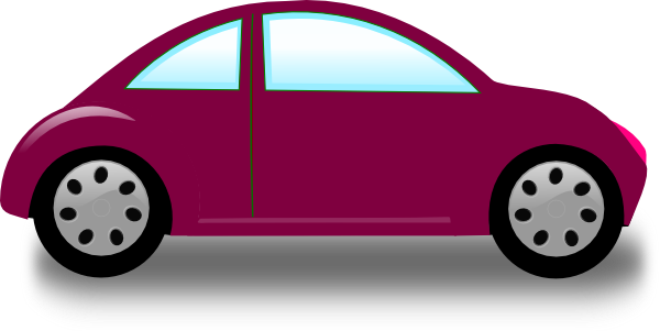 clipart free download Maroon Cars Clip Art at Clker