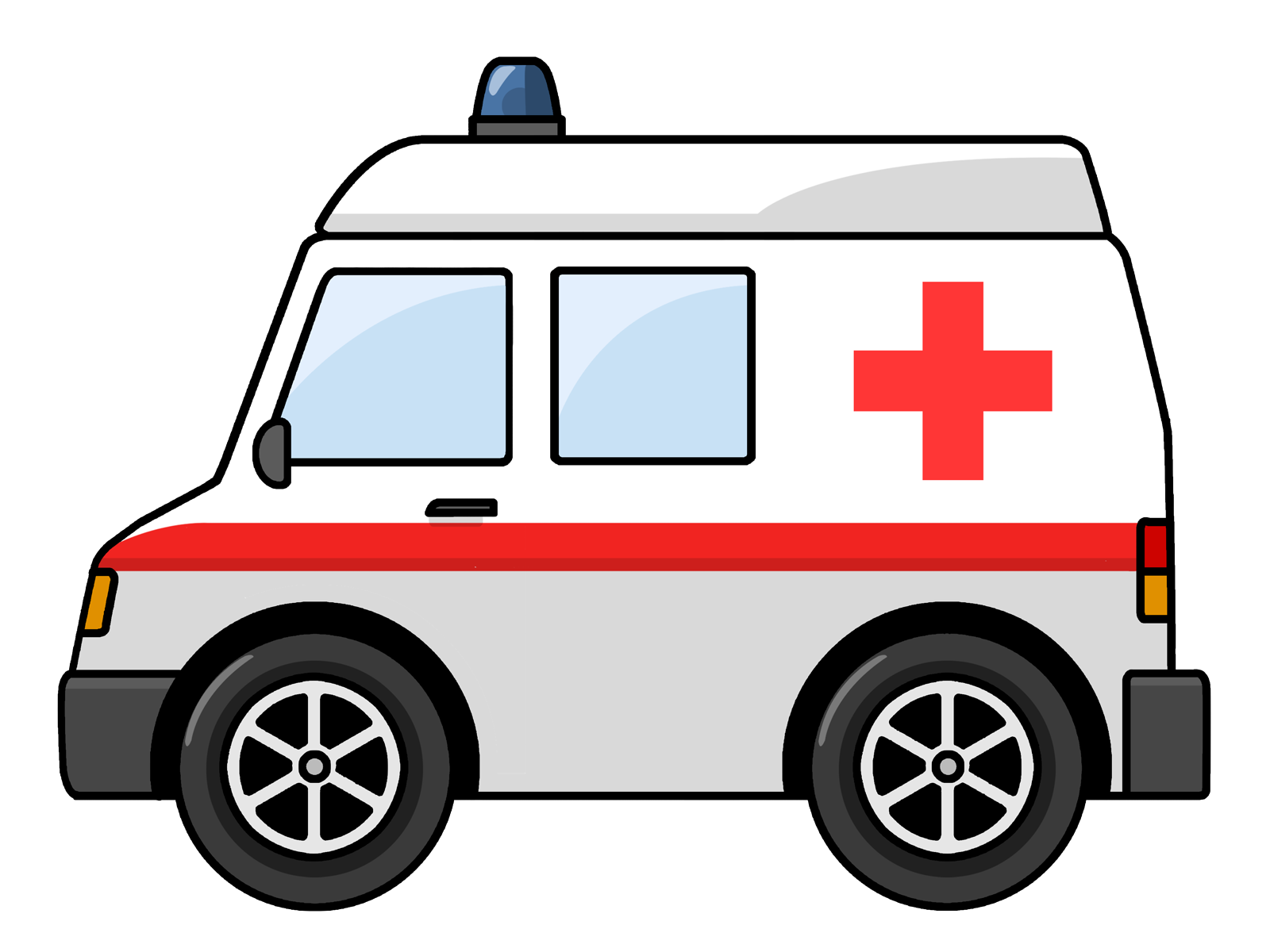 clip freeuse library Ambulance vector. Seeing an is very
