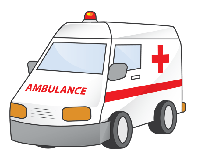 clip stock Image of Ambulance Clipart