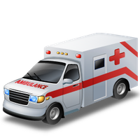 picture freeuse Download free png photo. Ambulance clipart cute.