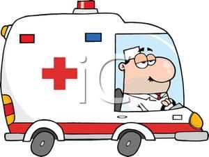 svg freeuse stock Ambulance clipart cute. Panda free images ambulanceclipart.