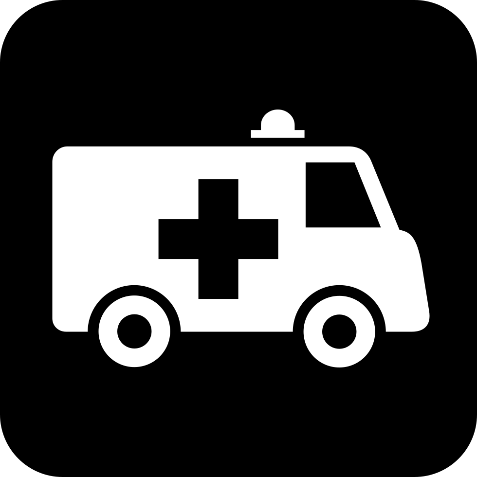 download Ambulance Svg Png Icon Free Download