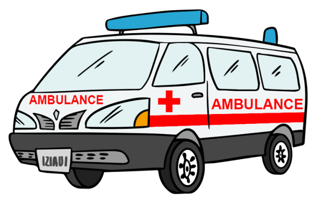 image transparent stock Image of Ambulance Clipart