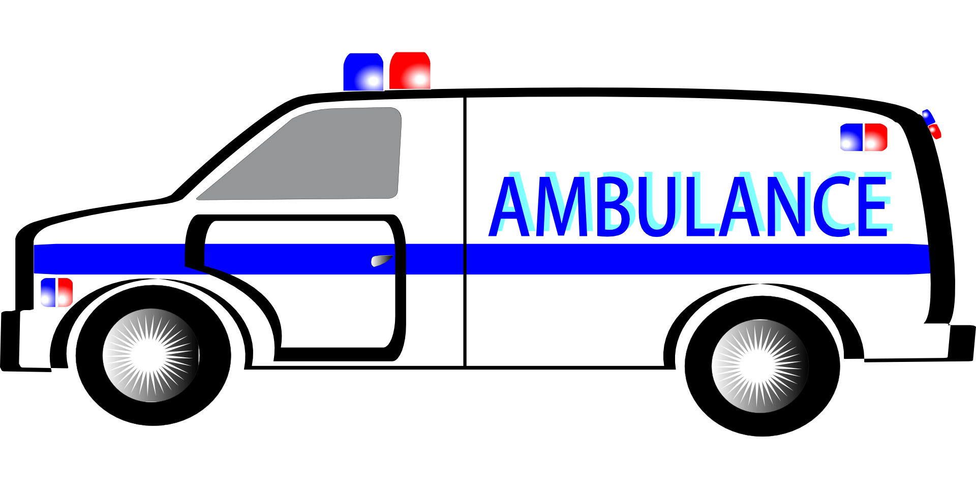 clipart transparent Ambulance Doppler effect Police officer Clip art