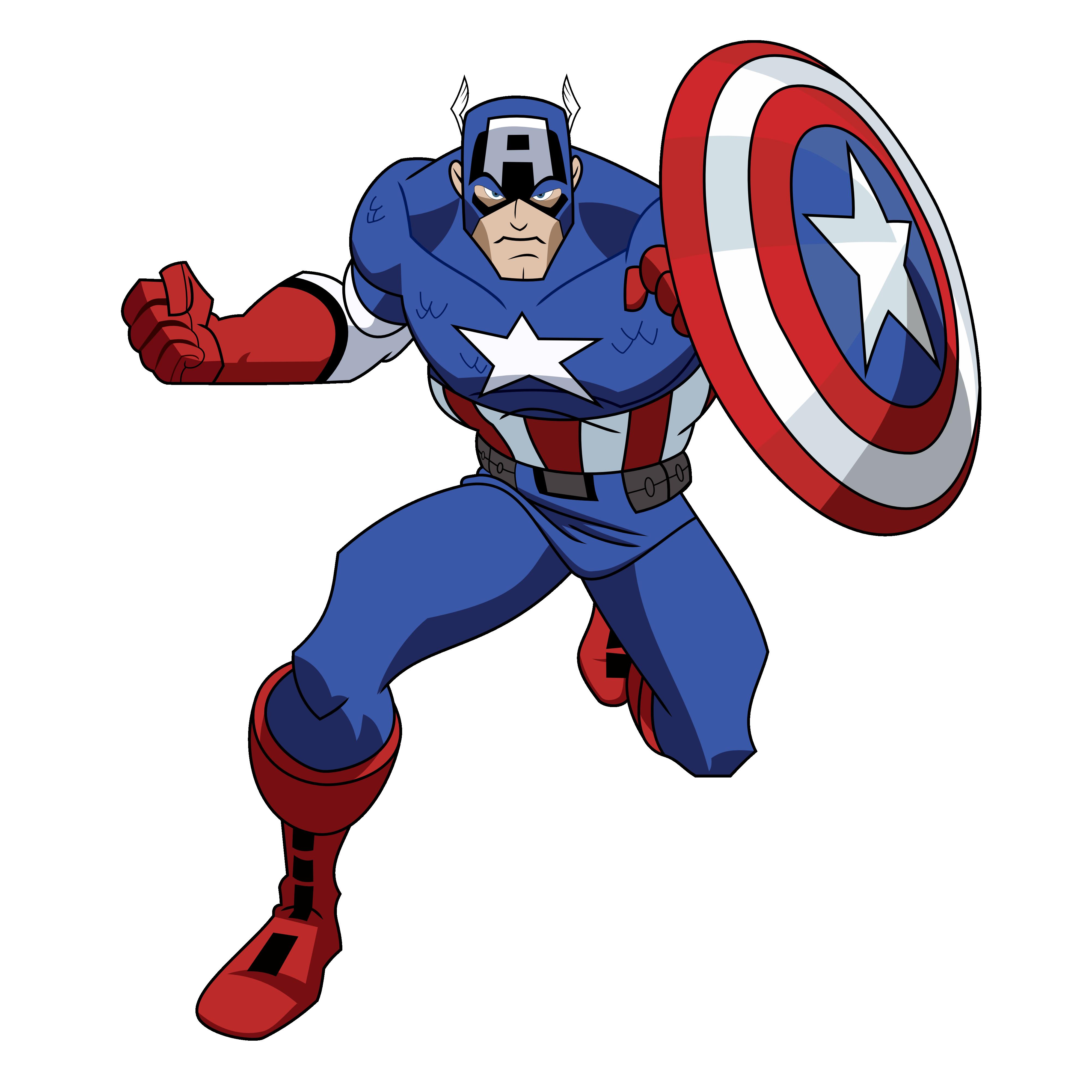 clip art transparent download Thor clipart tv series. Captain america ipzkr at