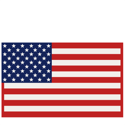 png library stock American Flag SVG scrapbook cut file cute clipart files for