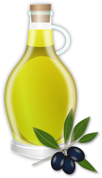 png royalty free stock Oil cartoon clip art. Olive clipart bowl
