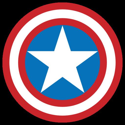clip art free stock File captain america shield. Avengers svg cricut