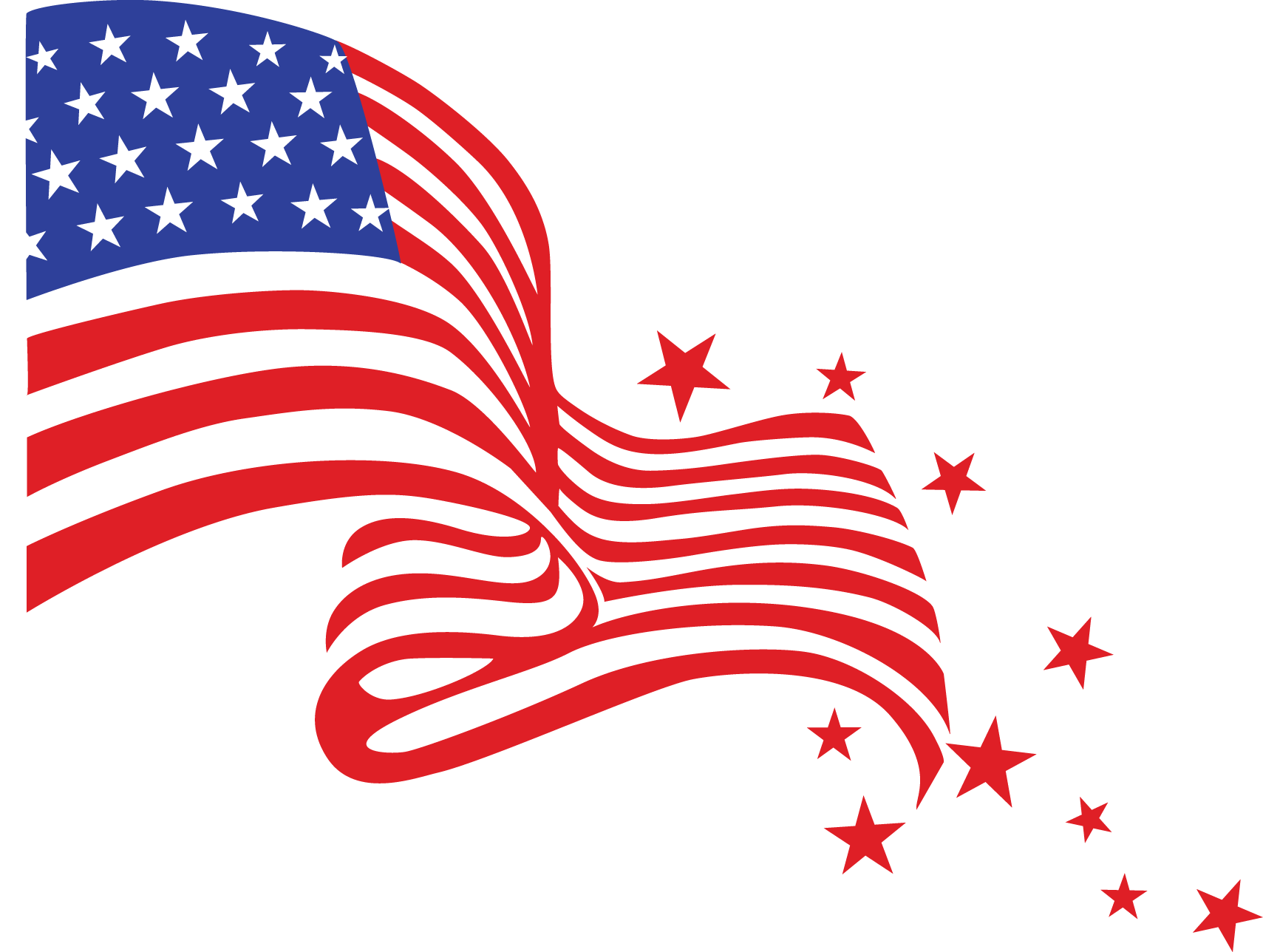 banner transparent library united states clipart american flag eagle #52488570