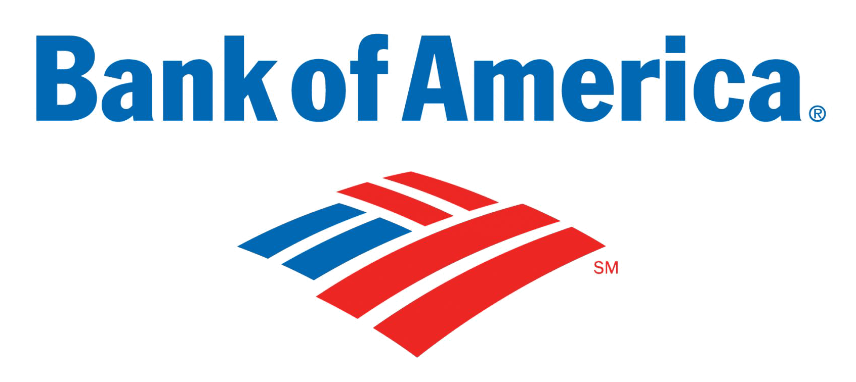 banner library library Bank Of America Logo transparent PNG