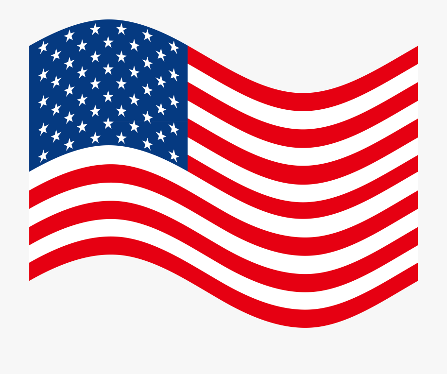png library download American clipart american flag. Of the united states.
