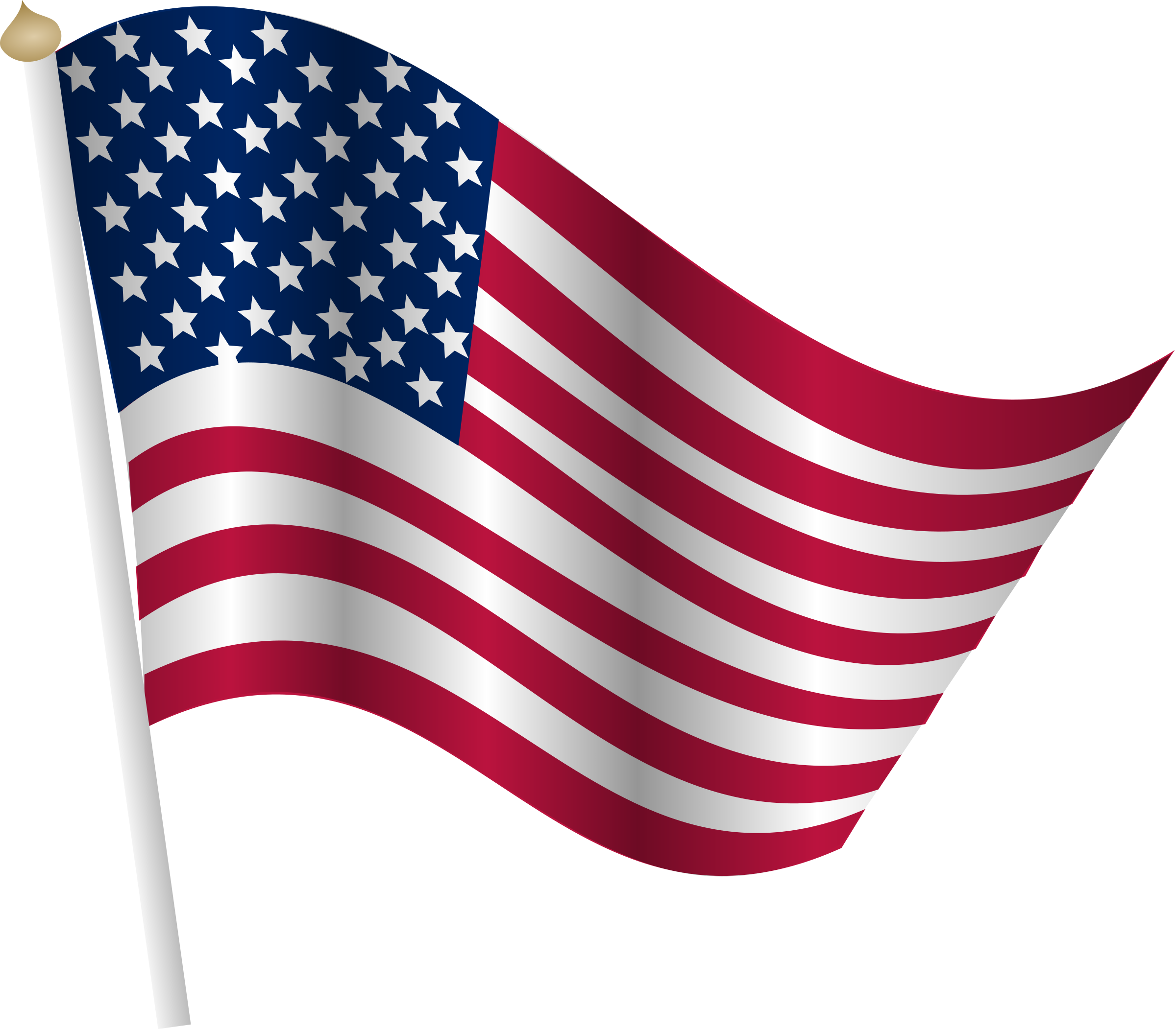 vector freeuse library American clipart american flag. Big image png.