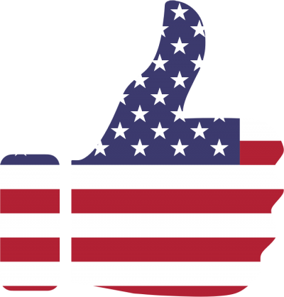 clip art freeuse American clipart usa shape. Download flag free png