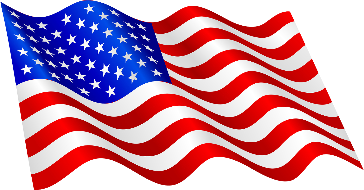 banner library American flag png image. Flags vector transparent