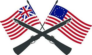 clip art freeuse library  clipartlook. American revolution clipart.