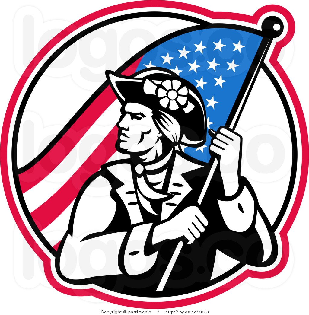 picture library library American revolution clipart.  clipartlook.