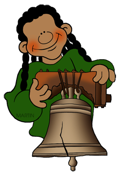 graphic royalty free download Free Liberty Bell Clip Art by Phillip Martin