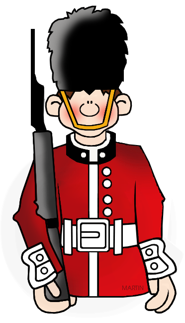 clip royalty free stock Guard clipart english soldier.  collection of colonial