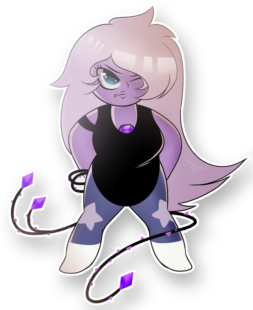 clip art free Amethyst by JustAbductCows on DeviantArt