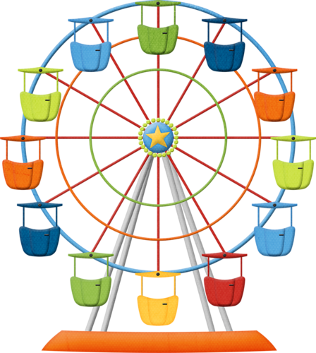 jpg freeuse download Arcade clipart fair food. Amusement park at getdrawings