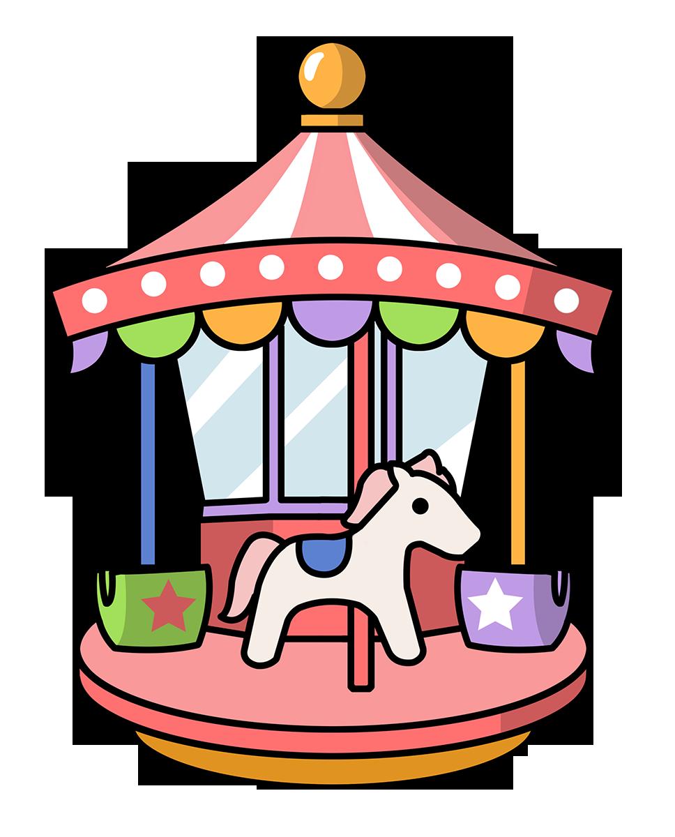 png transparent download Amusement park attraction free. Simple ferris wheel clipart