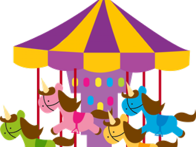 graphic freeuse stock Amusement Park Clipart
