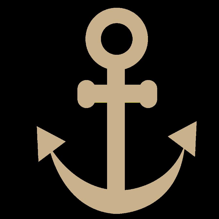 freeuse stock Vector anchors sea anchor. Marinheiro minus mar pinterest