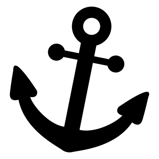 picture library library Vector anchors unique. Anchor flat icon transparent