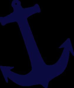 clipart transparent download Vector anchors illustrator. Tilt navy anchor clip
