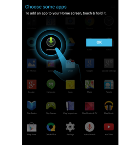 clip transparent download Android help bubble around icon