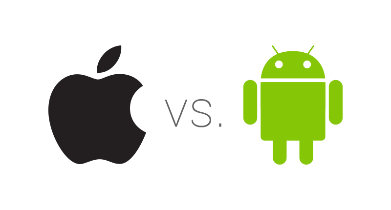 graphic freeuse How is iOS different from Android