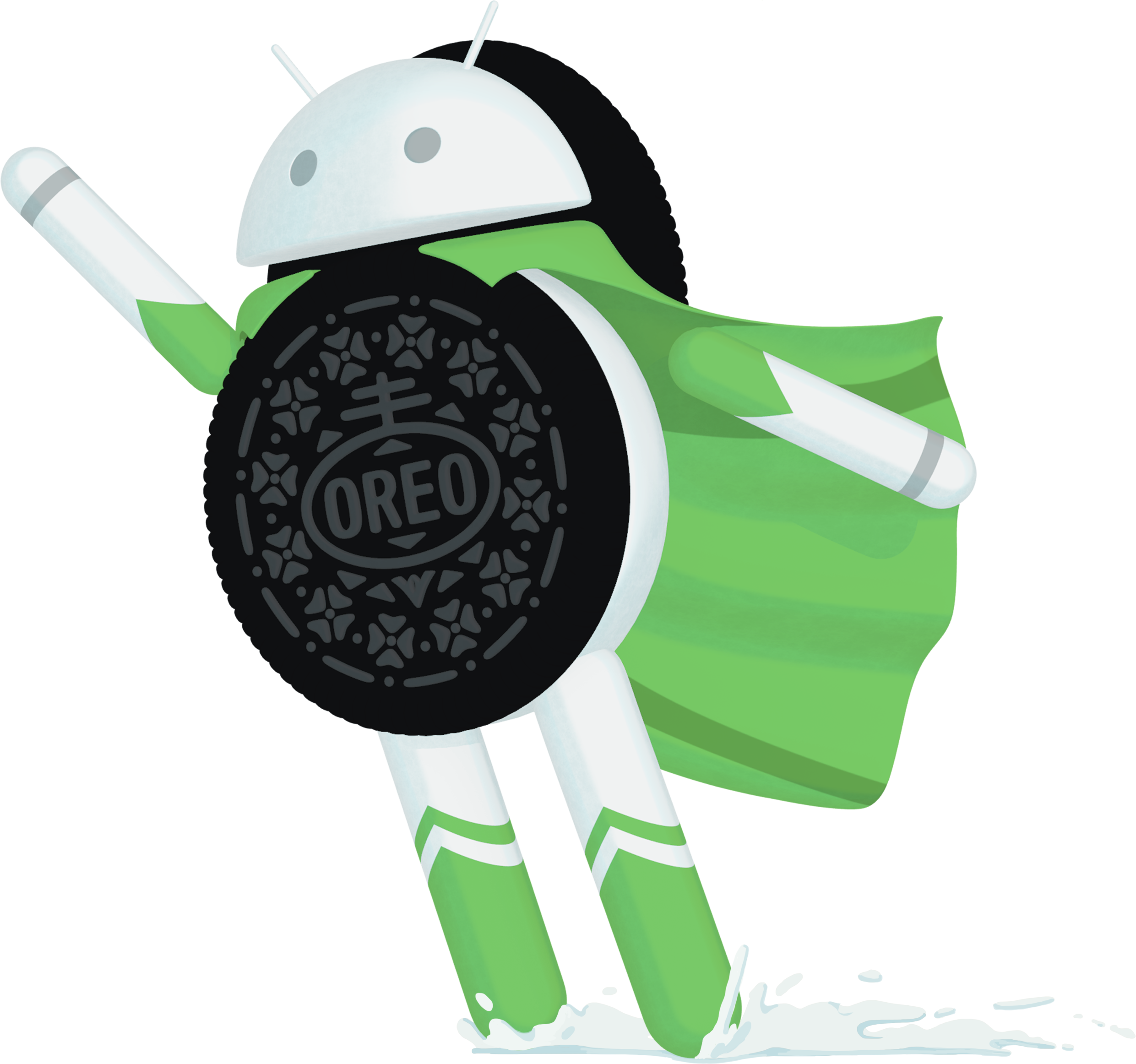 vector royalty free  android png for. Oreo vector stencil