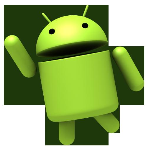 svg transparent download Android Robot