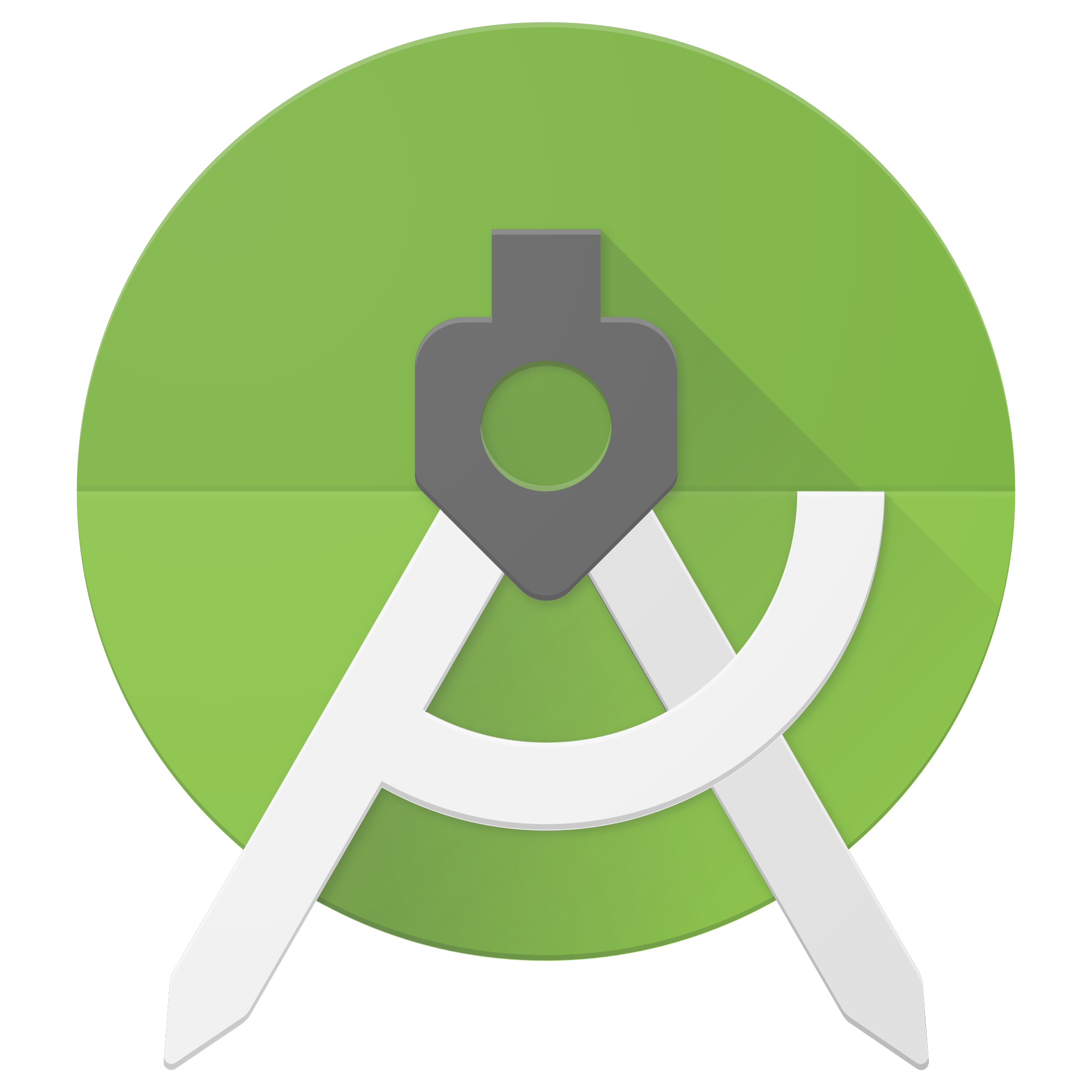 vector black and white Using svg android. File studio icon wikimedia